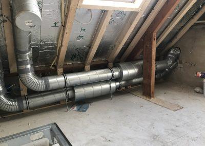 WTW Balans ventilatiesysteem in Blaricum